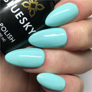 Bluesky Gel Polish SS2104 Dream On Your Feet Spring 2021 Collection UV LED Nail