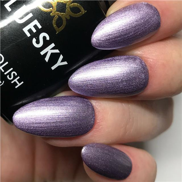 Bluesky Gel Polish SS2111 Swan Dance -  Spring 2021 Collection UV LED Nail