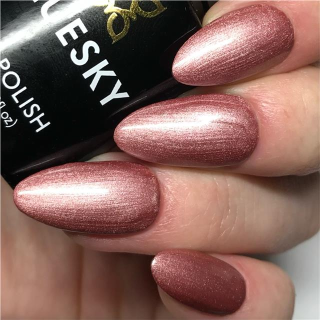 Bluesky Gel Polish SS2112 Fight At Play -  Spring 2021 Collection UV LED Nail