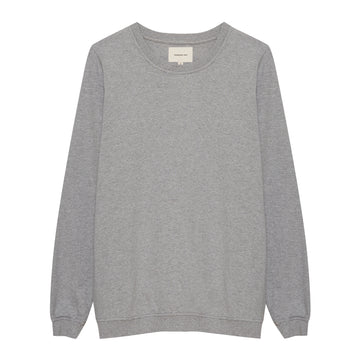 Grey Melee Basic Sweater