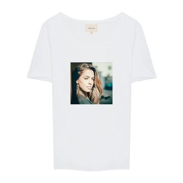 Vanessa Crew Neck Shirt