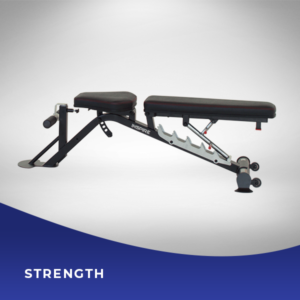 Strength, Benches, Racks