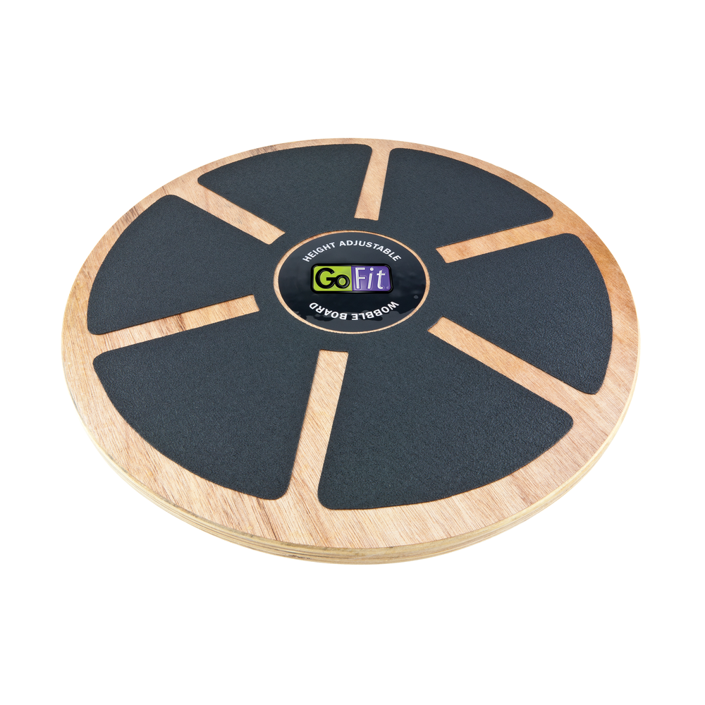 "15"" Adjustable Wood Wobble Board"