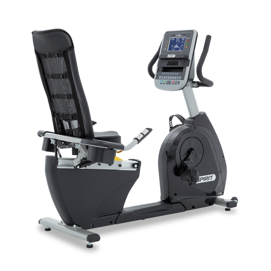 Spirit Fitness XBR55 recumbent bike