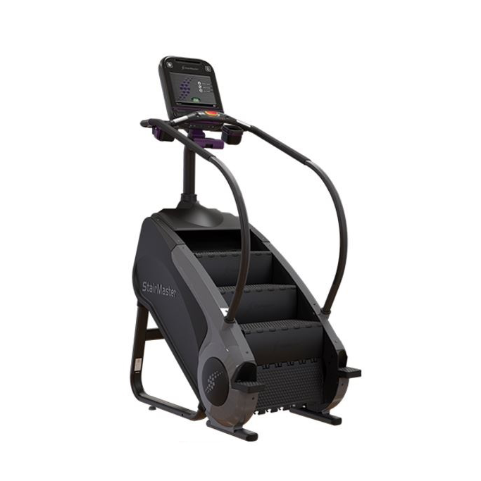 "StairMaster 8 Series Gauntlet W/10"" Stepper"