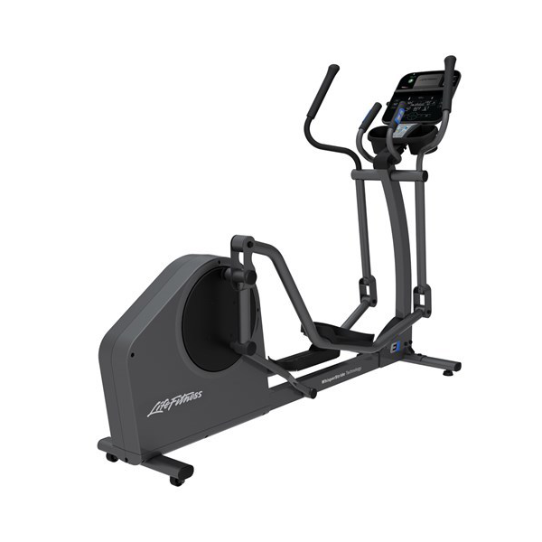 E1 Track Connect Elliptical Cross Trainer