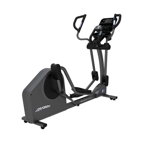 Life Fitness E3 Track Connect Elliptical Cross Trainer Machine