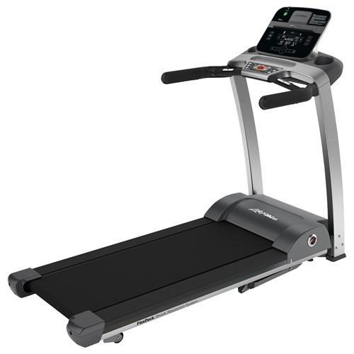 Life Fitness F3 Track Connect Treadmill