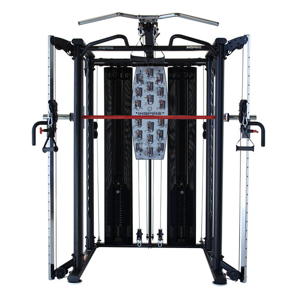 Inspire Fitness SCS smith cage system