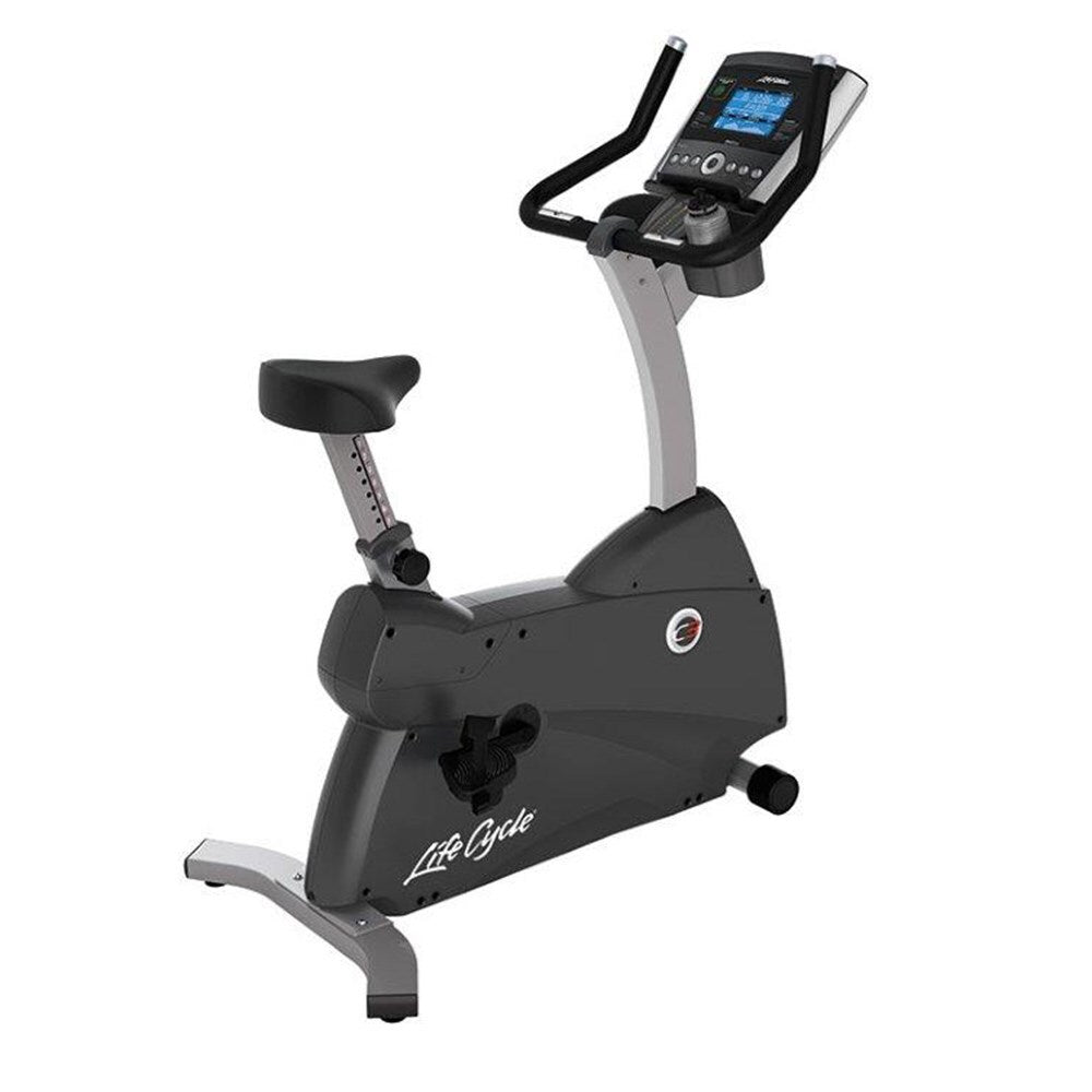 Life Fitness C3 GO Upright Lifecycle Bike