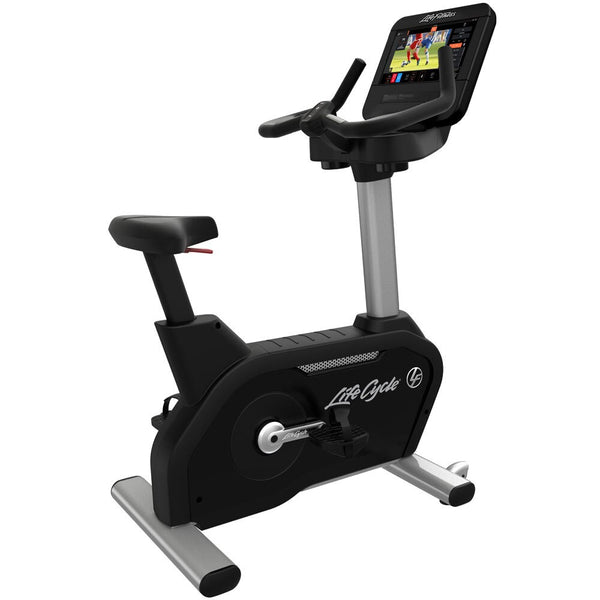 Life Fitness Club Plus ST Upright Lifecycle