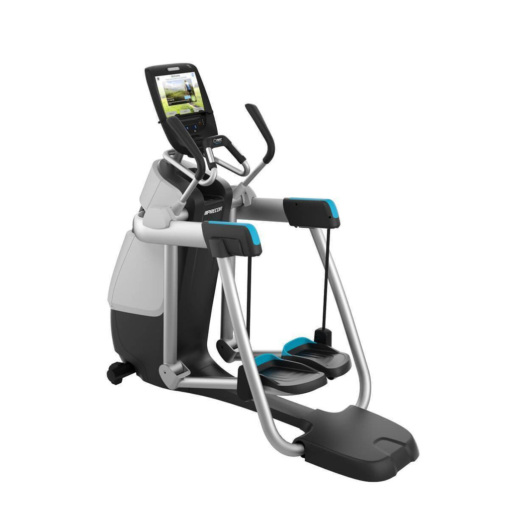 Precor AMT 885 P82 With Media Adaptor