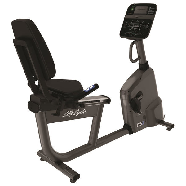 Life Fitness RS1 Track Connect Recumbent