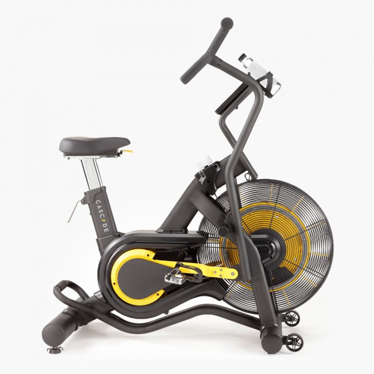 Cascade Upright Air Bike Unlimited Mag