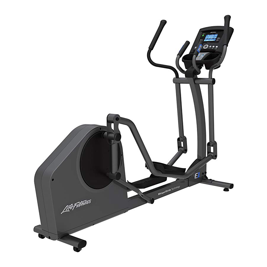 Life Fitness E1 GO Elliptical Cross Trainer