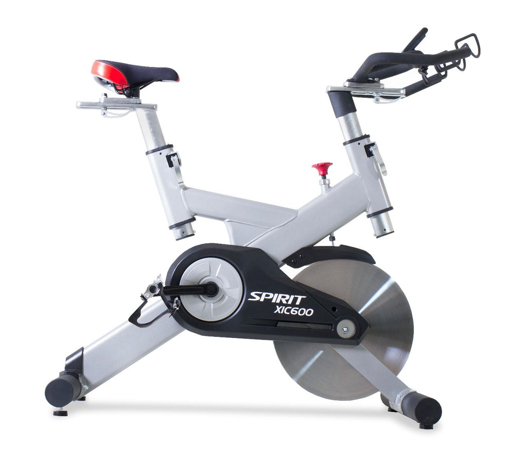 Spirit Fitness XIC 600 Indoor Upright Cycle