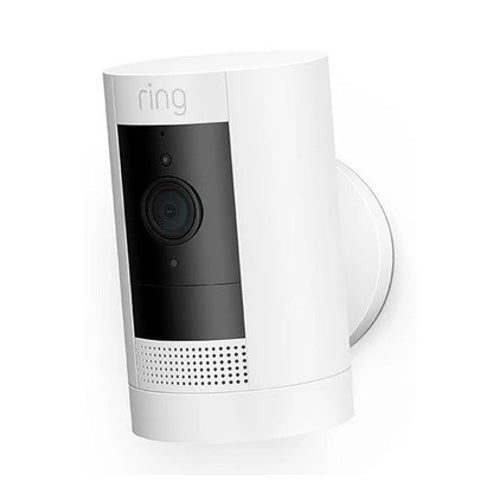 Ring Indoor/Outdoor Battery-Powered Stick Up Smart Security Camera