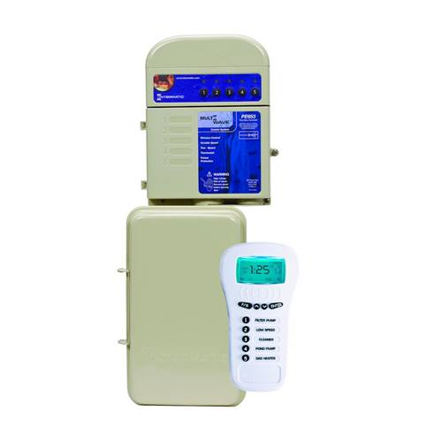 Intermatic PE653RC MultiWave Pool/Spa Controller
