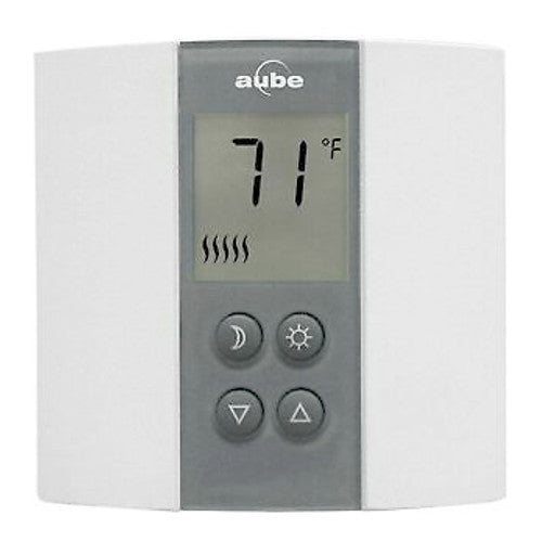 Honeywell Aube TH135-01 Hydronic Heating Non-Programmable Thermostat