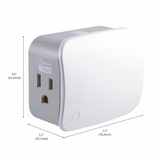 GE Z-Wave Plus Plug-In Smart Switch