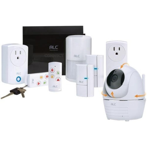 ALC Connect Plus Self-Monitoring Smart Home Security System
