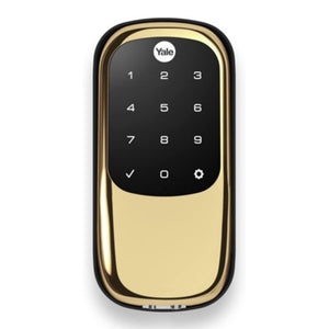 Yale Assure Lock Key Free Touchscreen Deadbolt Smart Lock with Z-Wave and Bluetooth