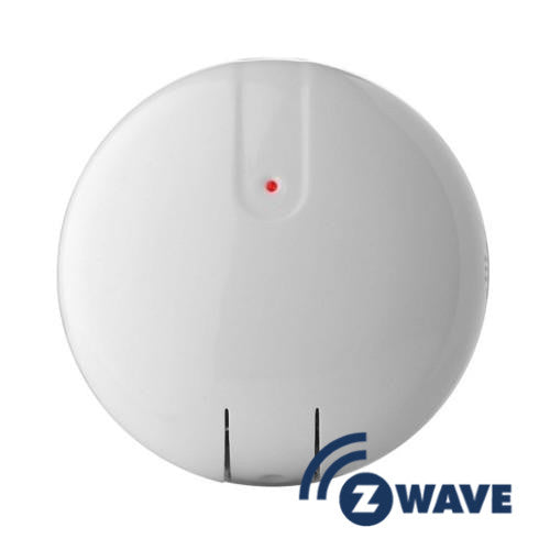 Ecolink Firefighter Z-Wave Plus Smoke and CO Audio Detector