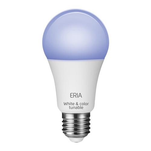 ERIA A19 Colors and White Shades Smart Light Bulb