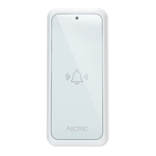 Aeotec ZW166 Smart Button for Doorbell 6 or Siren 6