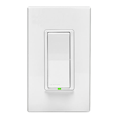 Leviton DL15S-1BZ Zigbee Decora Smart Lumina RF In-Wall Smart Switch
