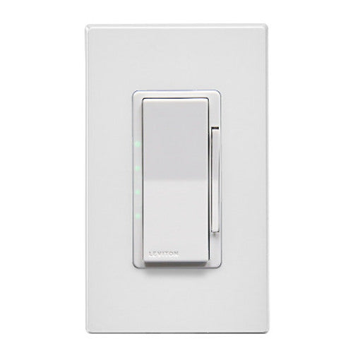 Leviton DW4SF-1BW Wi-Fi Decora Smart Fan Speed Controller