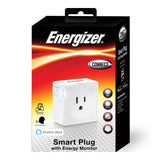 Energizer Connect Smart Plug with Energy Monitoring