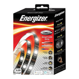 Energizer Connect Multi-color Smart LED Light Strip with USB Charger