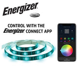 Energizer Connect Multi-color Smart LED Light Strip