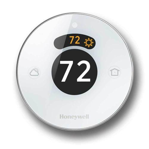 Honeywell Lyric Round Wi-Fi Smart Thermostat Front View