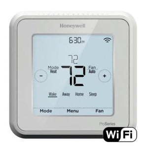 Honeywell Lyric T6 Pro Wi-Fi Smart Thermostat - Front View
