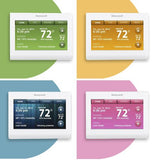 Honeywell Wi-Fi 9000 Smart Thermostat - Color Display