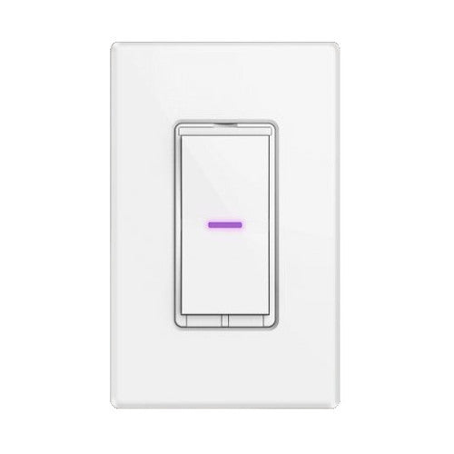 iDevices Smart Wall Switch - Front View
