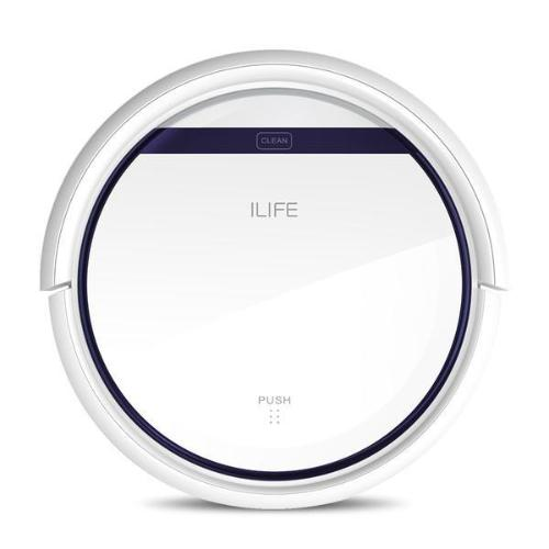 ILIFE V3s Pro Robot Vacuum - Front View