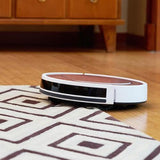 ILIFE V7s Plus Robot Vacuum - Roaming on Rug