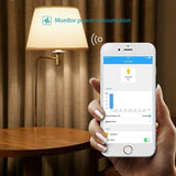 Koogeek Smart Light Bulb Socket - Monitor Power Consumption