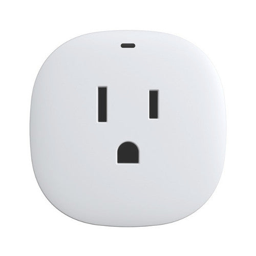 Samsung SmartThings Smart Outlet - Front View