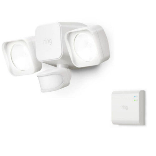 Ring Smart Lighting Battery-Powered Floodlight with Bridge