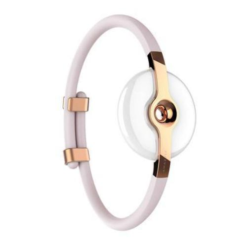 Xiaomi AMAZFIT Moonbeam Fitness Tracker - Front View