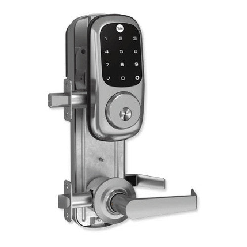 Yale Assure Lock Interconnected Touchscreen Lever Smart Lock with Z-Wave
