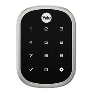 Yale Assure Lock SL Slim Touchscreen with Z-Wave Plus Smart Lock