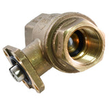 FortrezZ Brass Water Shut-off Valve