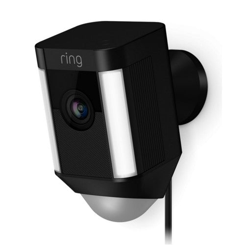 Ring Wired Spotlight Smart Security Camera