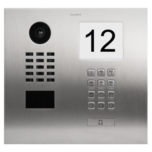 DoorBird D2101IKH IP Video Door Station with Keypad