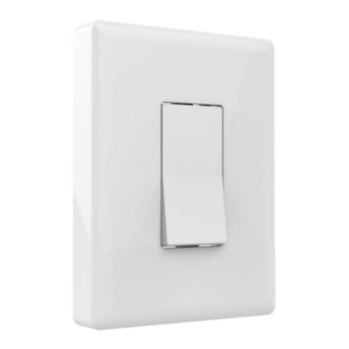 Ecolink Z-Wave Plus Wireless Motorized Rocker Smart Switch